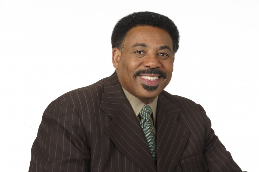 Tony Evans net worth
